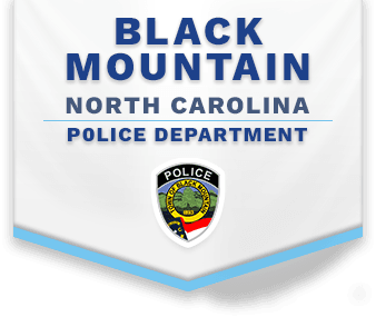 Black Mountain Police Department Homepage
