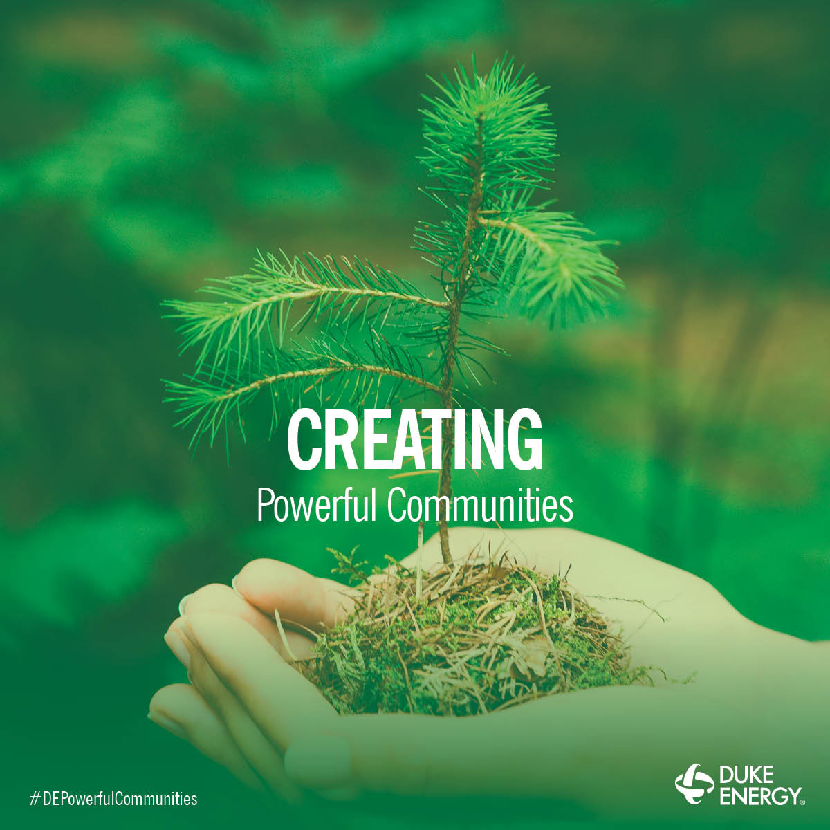 Facebook -- DE Powerful Communities Nature