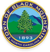 Town of Black Mountain Seal North Carolina