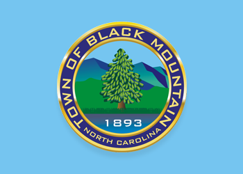 Town of Black Mountain North Carolina Seal