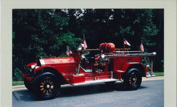 1926 American LaFrance Purchased 1926
