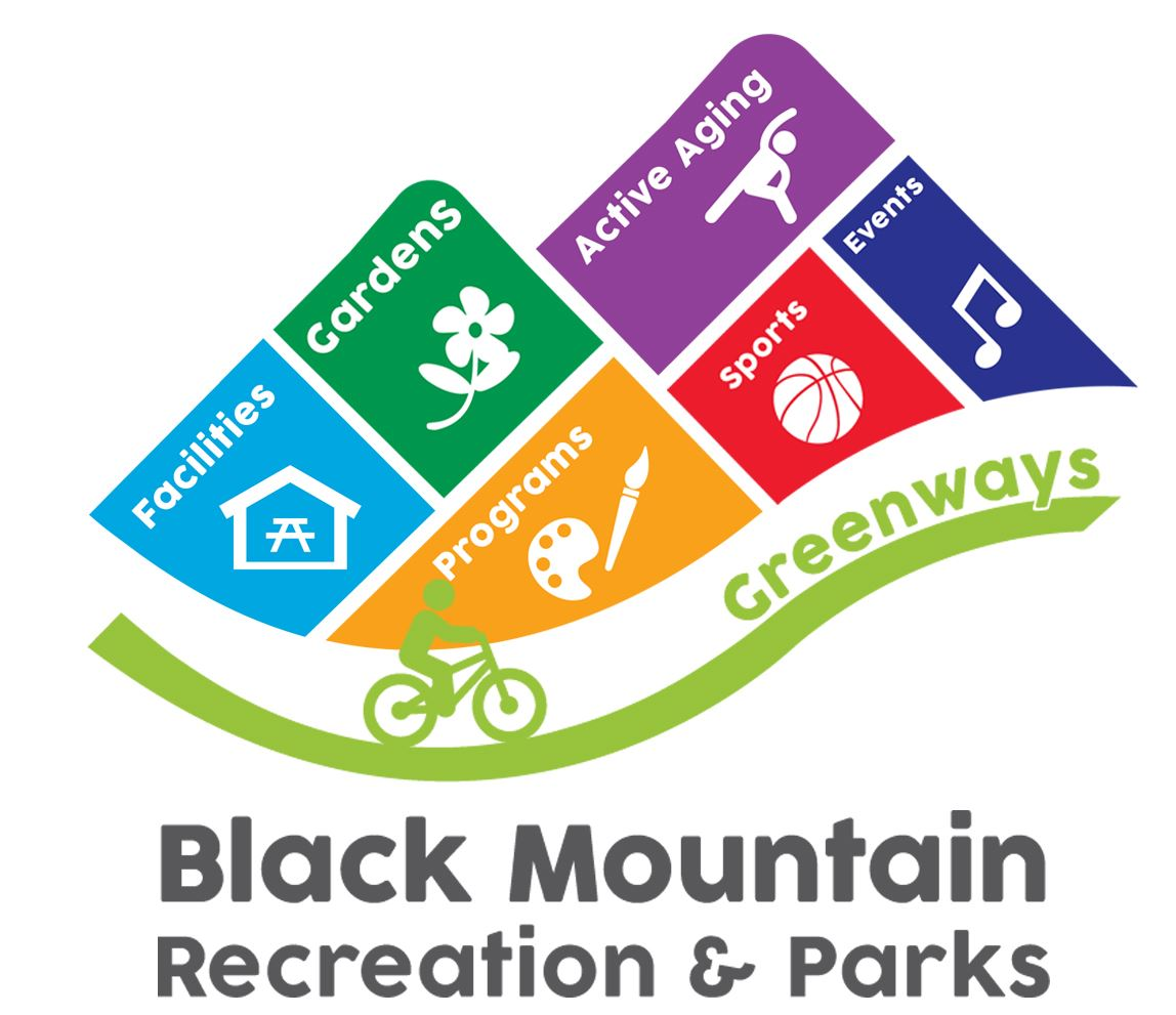 Black Mountain Recreation and Parks Logo